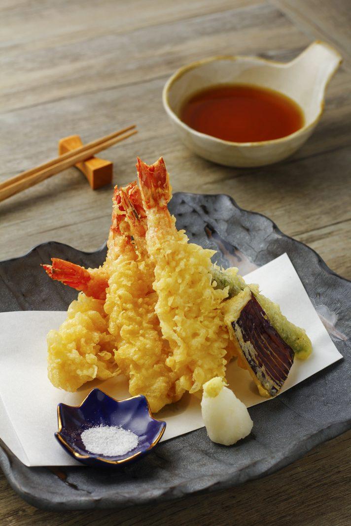 天妇罗大虾 Tempura Prawns
