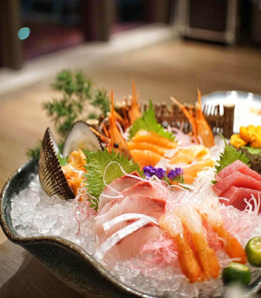 刺身拼盘 Irori Sashimi Platter