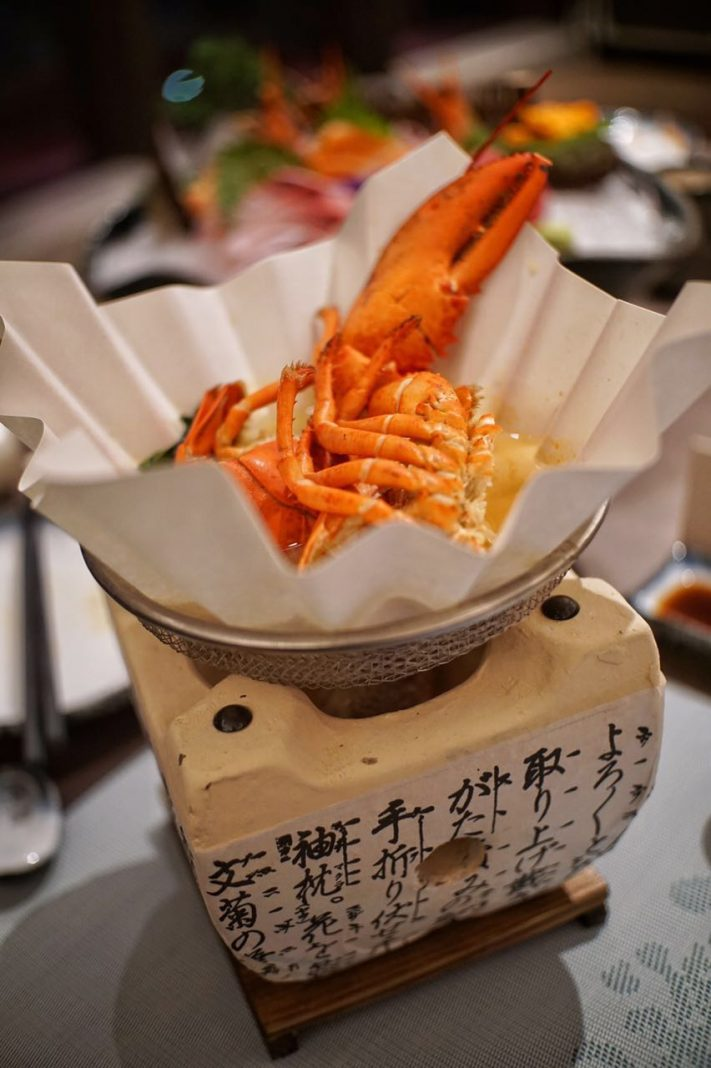 波士顿龙虾味增汤 Boston Lobster Miso Soup