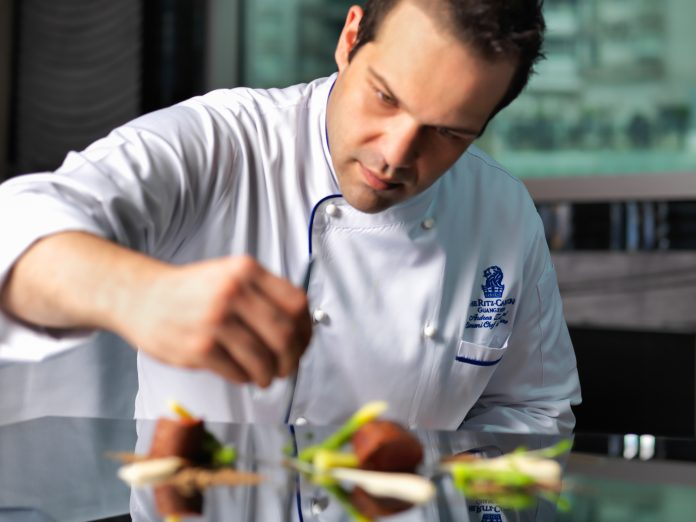 Special Contemporary Italian Cuisine and your fine dinning choice for this Summer at Limoni, The Ritz-Carlton, Guangzhou