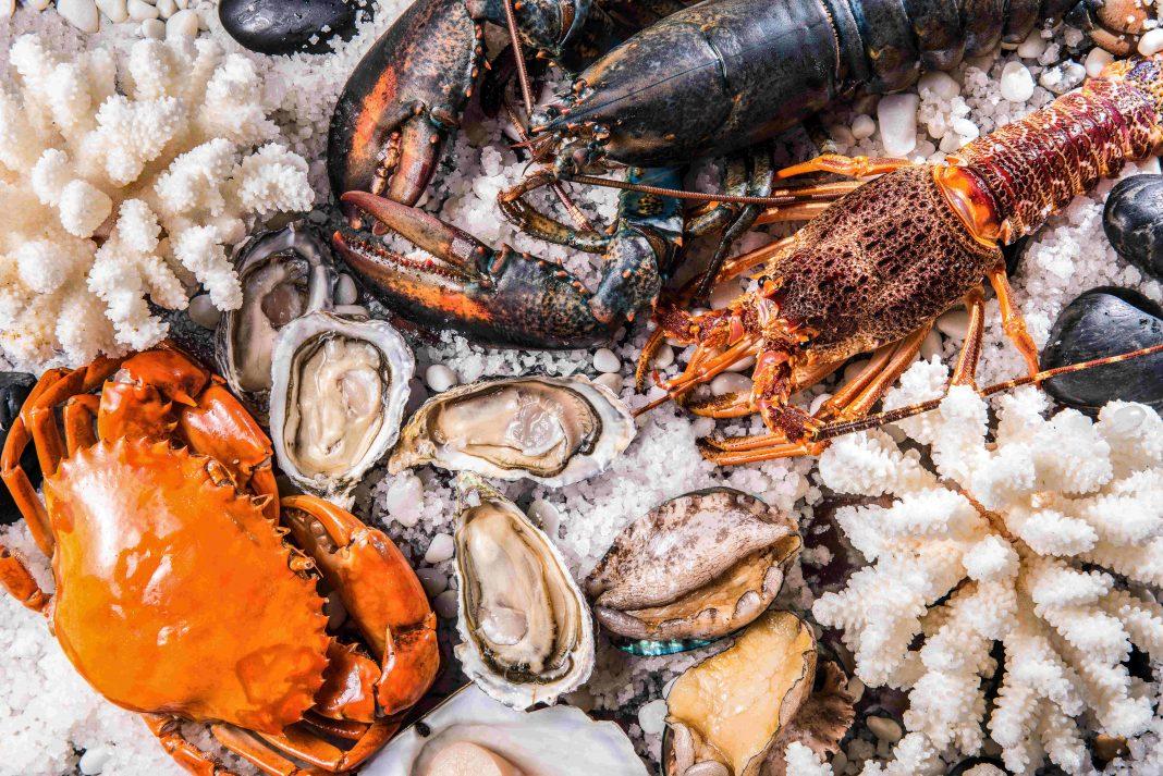 FOODS主题夜 之 周五六海鲜市场