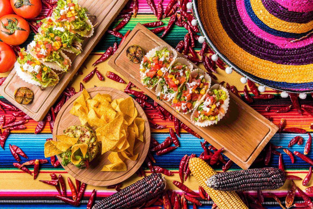 FOODS主题夜 之 Mexican Sombreros 墨西哥美食