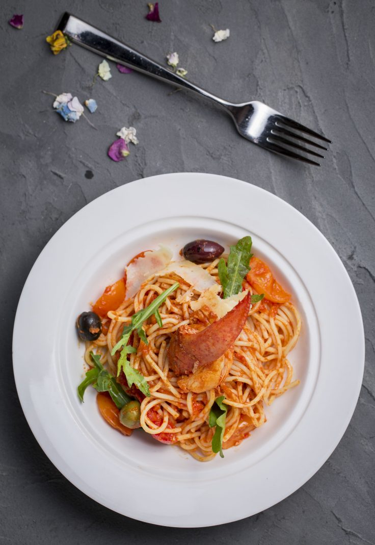 Lobster Pasta 龙虾意粉