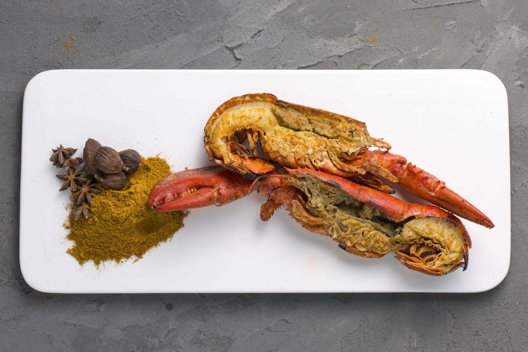 Lobster Tandoori 印式烤龙虾