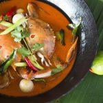Thai Signature Crab with Curry 泰式咖喱炒蟹