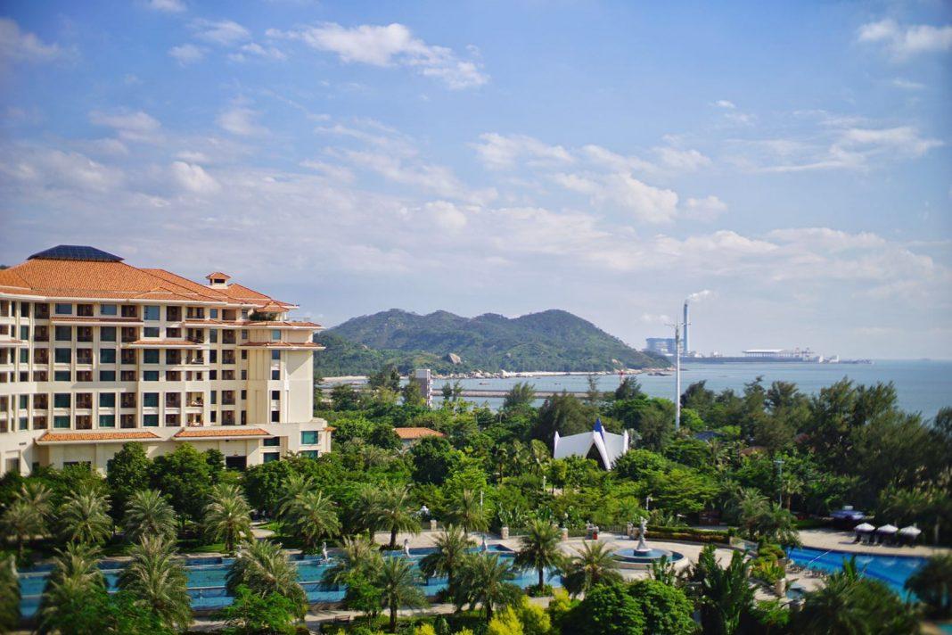 Sea View at Regal Palace Resort