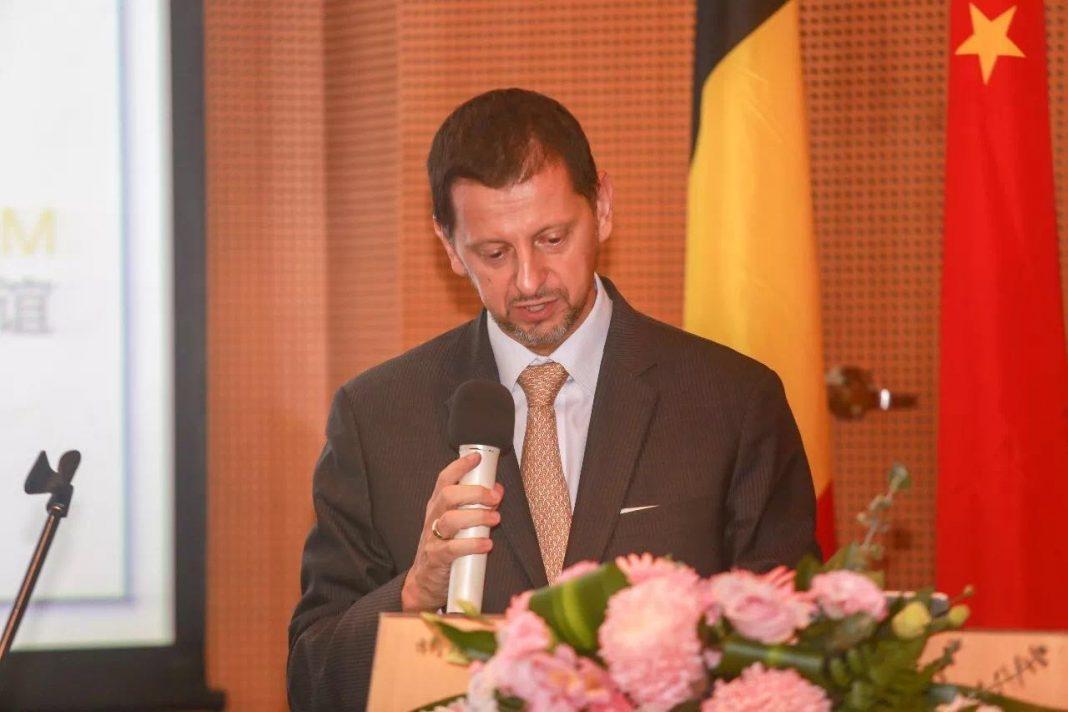 Mr. Salden Joris René Y., Consul-General of Belgium in Guangzhou