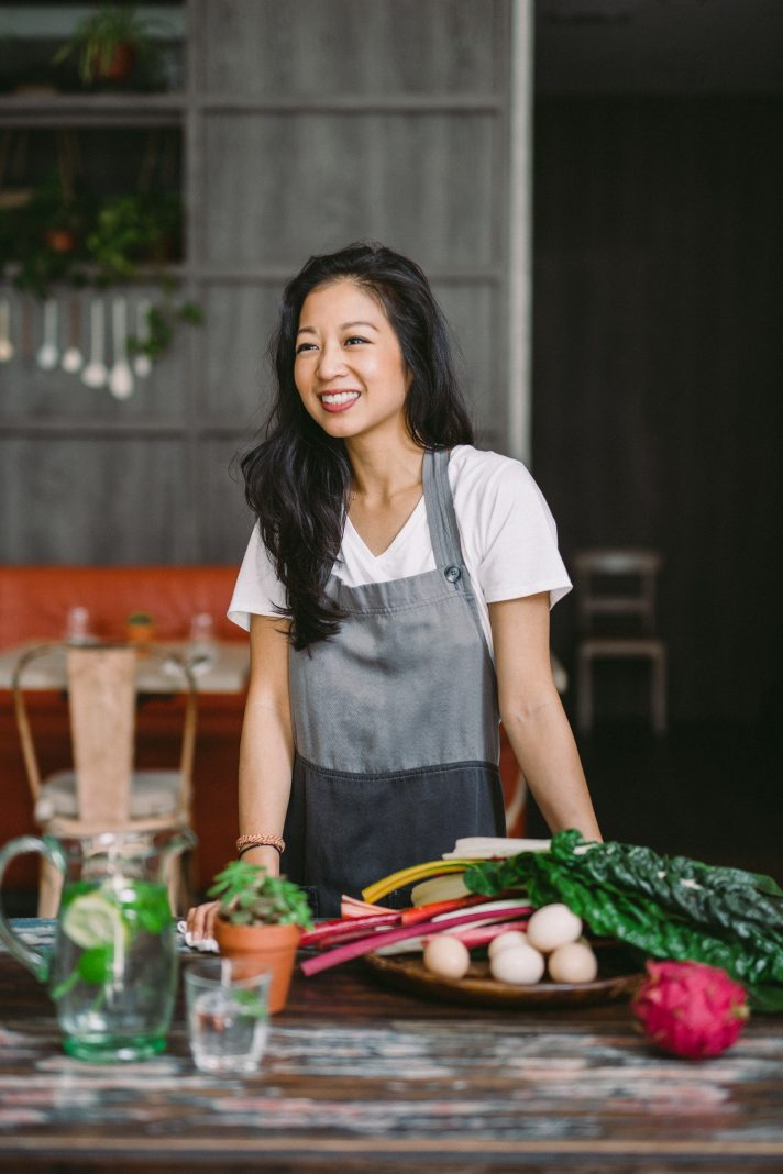 Peggy Chan is the Founder, Executive Chef and Managing Director of Grassroots Pantry a restaurant, cafe and workshop space through which she is able to share her passion for organic, plant-based food with the community.