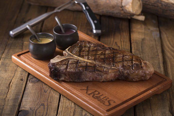 Enjoy the 35-Day Dry Aged Australian Wagyu Beef @Shangri-La Hotel