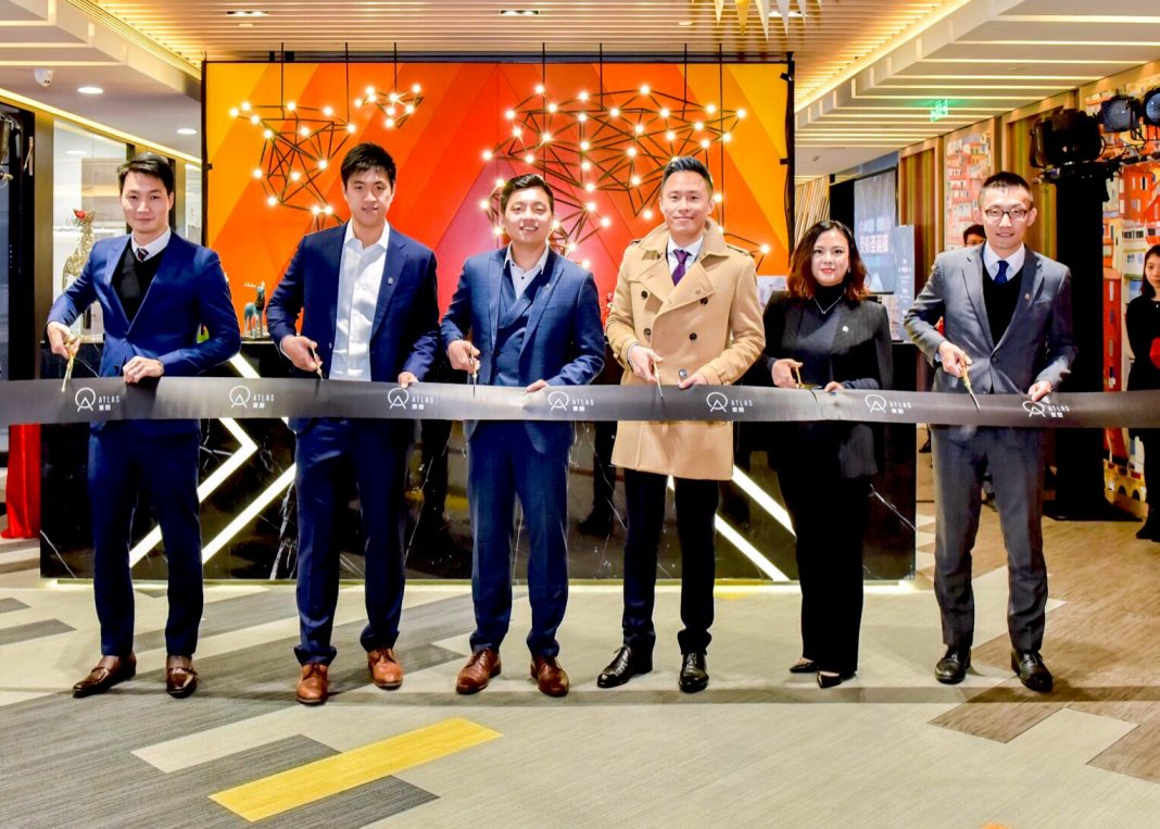 Opening Ceremony of the ATLAS Workplace·GT Land H Tower