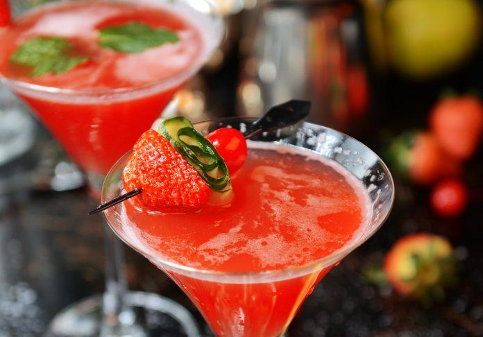 Special Valentines Drink at LN Garden Hotel