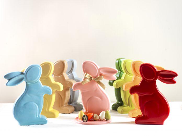 七彩復活兔朱古力 | Colorful Easter Rabbit