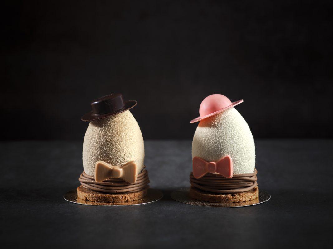 咖啡朱古力慕絲先生及伯爵茶香桃慕絲女士 | Mr. & Mrs. Egg