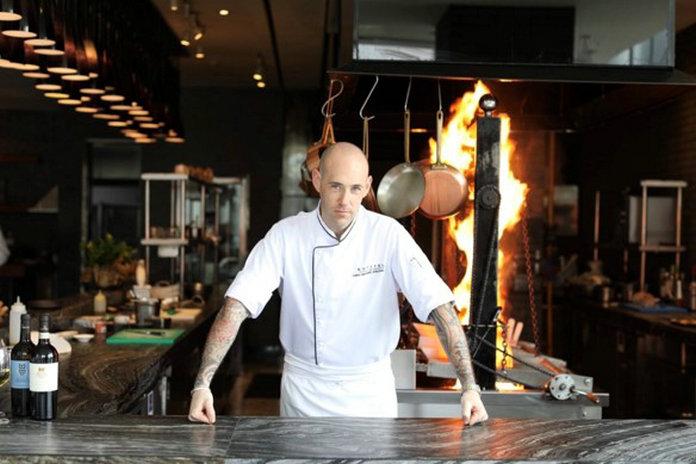 Chef Daniel Brooker, LE GRILL, Sofitel Guangzhou Sunrich