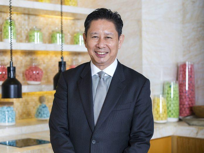 广州白云万达希尔顿酒店总经理郑国良先生 | Anthony Cheng, General Manager of Hilton Guangzhou Baiyun