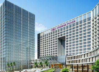 深圳龙岗珠江皇冠假日酒店 | Crowne Plaza Shenzhen Longgang City Centre
