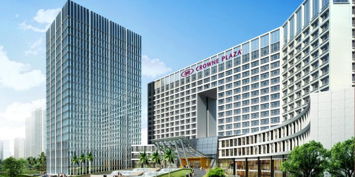 深圳龙岗珠江皇冠假日酒店 | Crowne Plaza Shenzhen Longgang City Centre