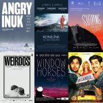 6部精选电影将在2018年加拿大电影周展映   6 recent Candian films for 2018 Canada Now Film Week in Guangzhou and Shenzhen / RDVCANADA