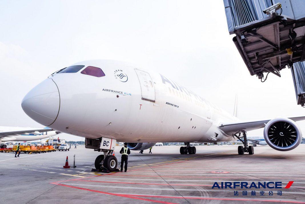 全新波音787-9 | B787-9 Dreamliner