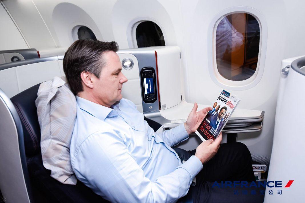 体验法航最佳飞行客舱 | Experience Air France's best travel cabins on B787-9