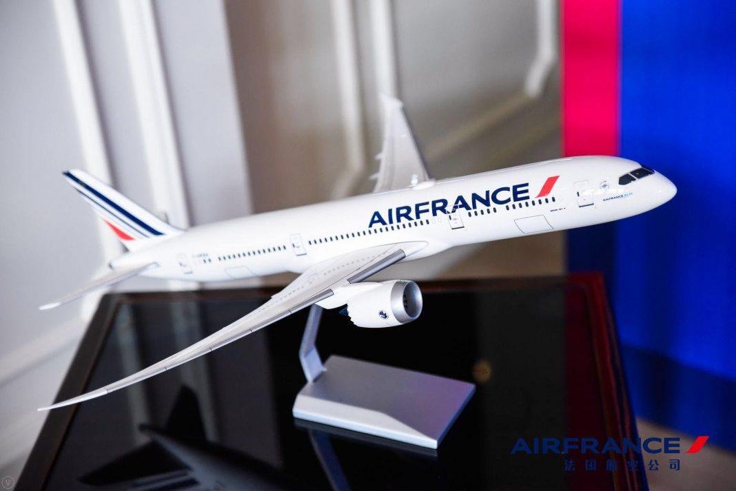 全新波音787-9机模 | B787-9 Dreamliner Model