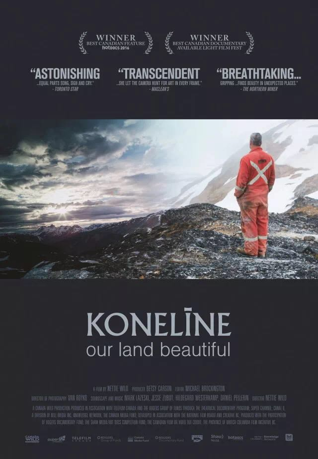 缱绻山河|KONELINE: OUR LAND BEAUTIFUL / RDVCANADA