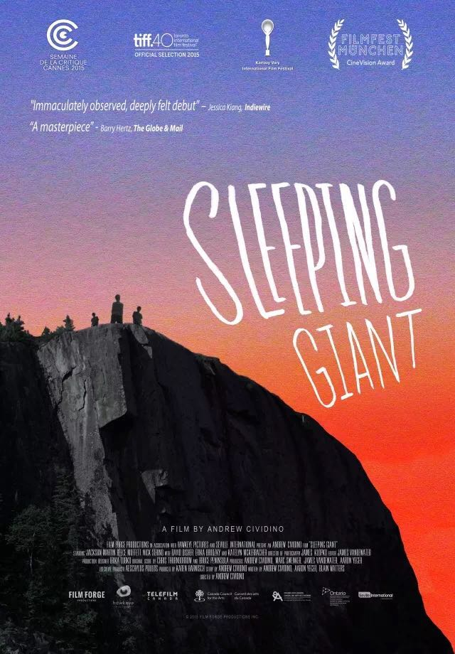 沉睡的巨人|SLEEPING GIANT / RDVCANADA
