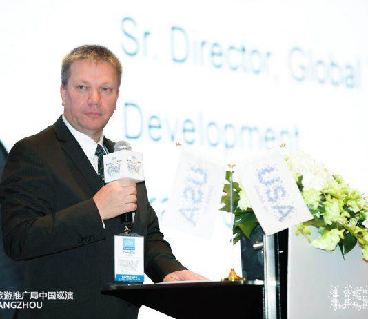 Chris Ellis, Sr. Director, Global Trade Development, Brand USA