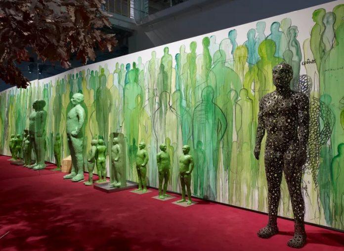 深圳展览信息:置身当代艺术之中与法布里斯·海博相遇 | Exhibition in Shenzhen: At the Heart of Contemporary Art Meetings with Fabrice Hyber