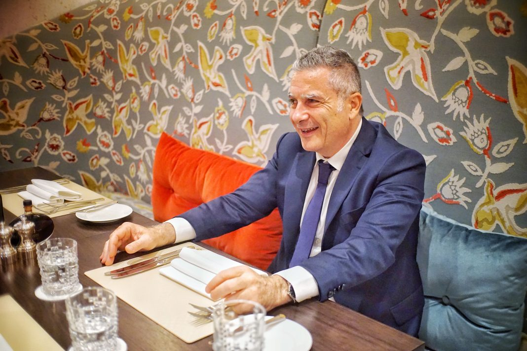 Mario Iaccarino @Casa Don Alfonso