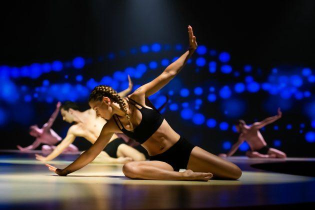 现代芭蕾舞表演 | Le Ballet Urbain