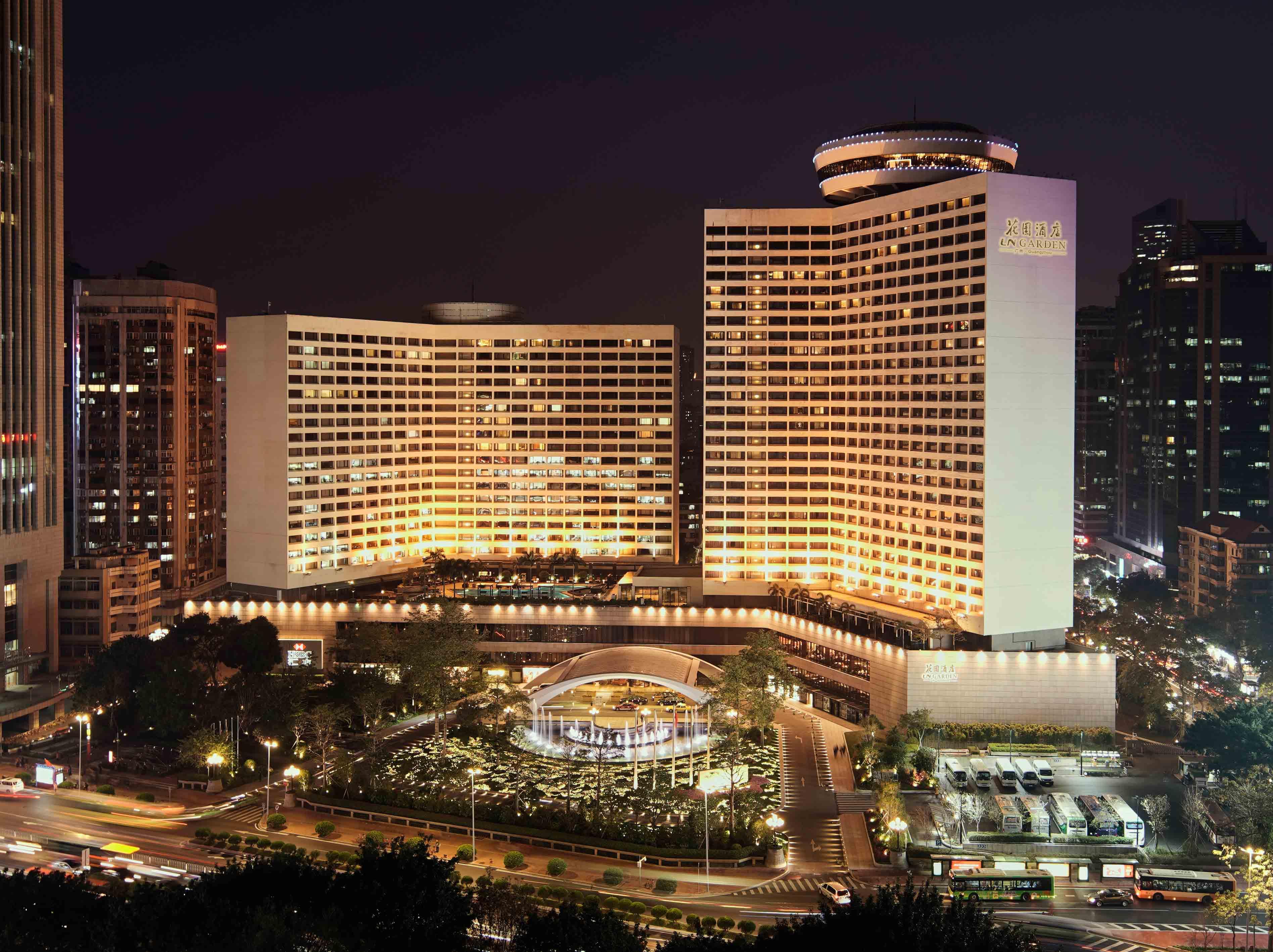 Garden-hotel-night-new | DB三角铃