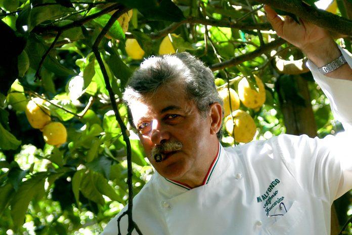 主廚 Alfonso Iaccarino   Chef Alfonso Iaccarino