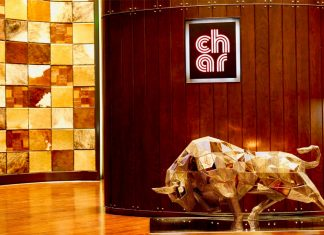 新张:广州保利洲际酒店恰餐厅 | New Place in Town: CHAR bar & grill Now Opens at InterContinental Guangzhou Exhibition Center