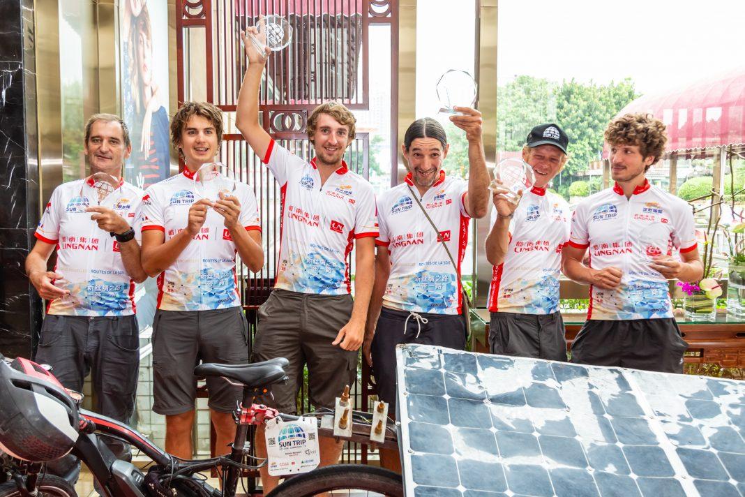"""""""太阳之旅""""骑手   Sun Trip riders"""
