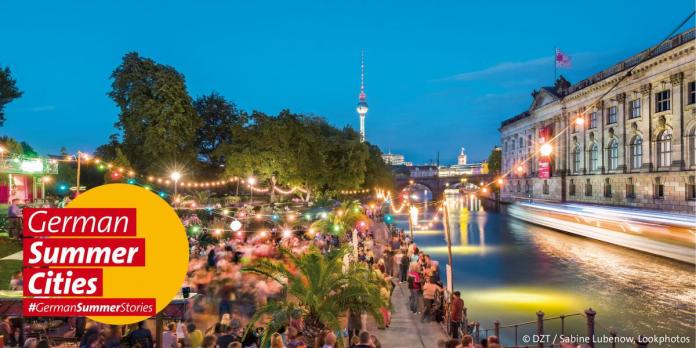 德旅局推出2019新主题:德国夏日之城 | German Tourism: New German Summer Cities for 2019