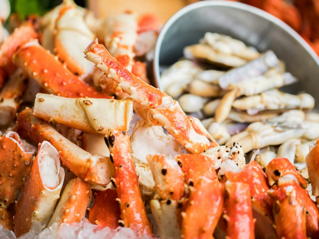 Seafood at Your Choice