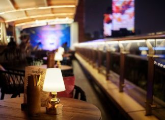 岭南五号酒店Bar 5 | Bar 5 at LN Hotel Five