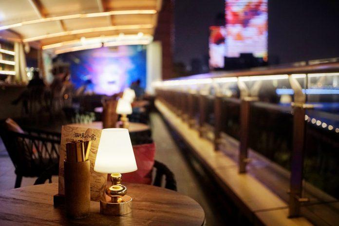 岭南五号酒店Bar 5   Bar 5 at LN Hotel Five