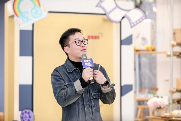 Jia WU, film director and winner of the Best Picture Award, National University Youth Short Film Award