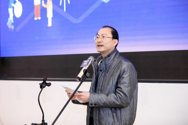 Jianneng LIU, deputy editor in chief, southcn.com