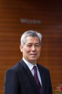 林启聪,广州海航威斯汀酒店总经理   Arics Lam, General Manager of The Westin Guangzhou