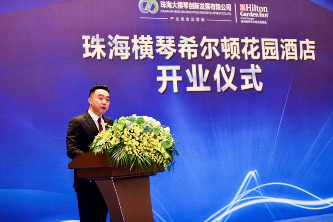 希尔顿大中华区及蒙古专注式服务酒店高级运营总监杨凡 | Jacky Yang, Senior Director of Focused Service Hotel, Greater China & Mongolia of Hilton