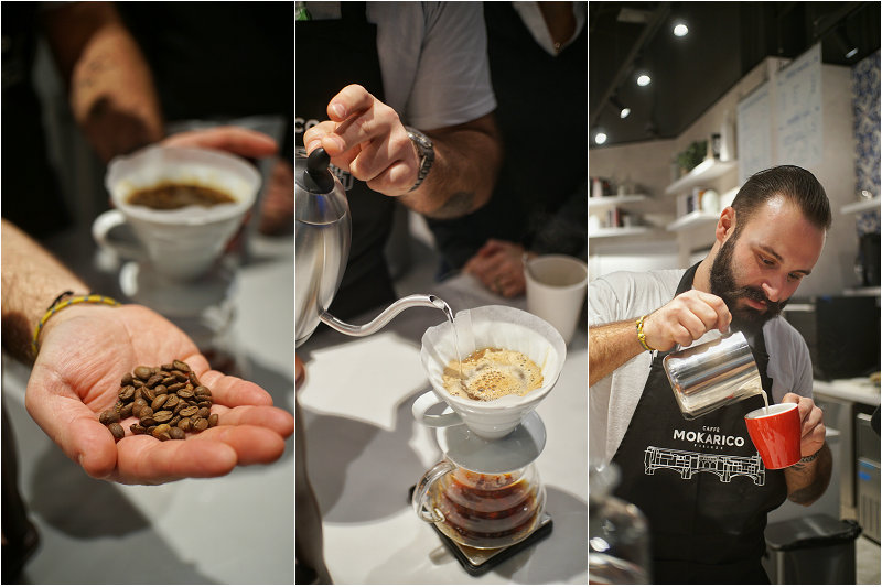 咖啡制作 | Make a cup of coffee