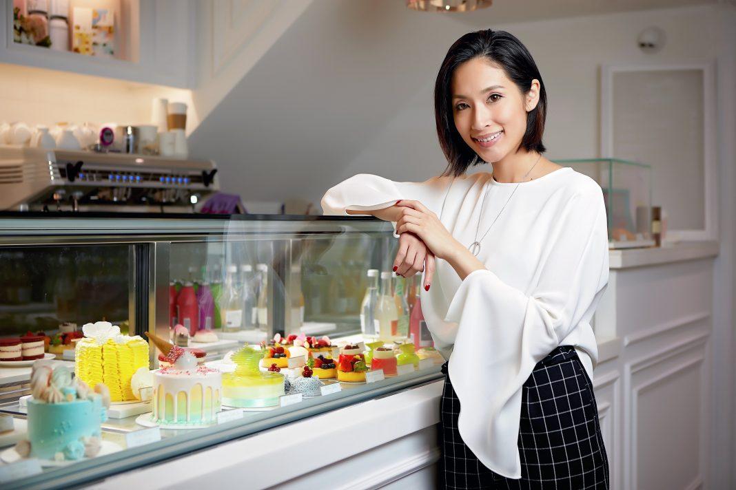 蛋糕设计师Vivien Lau | Founder and creative director Vivien Lau