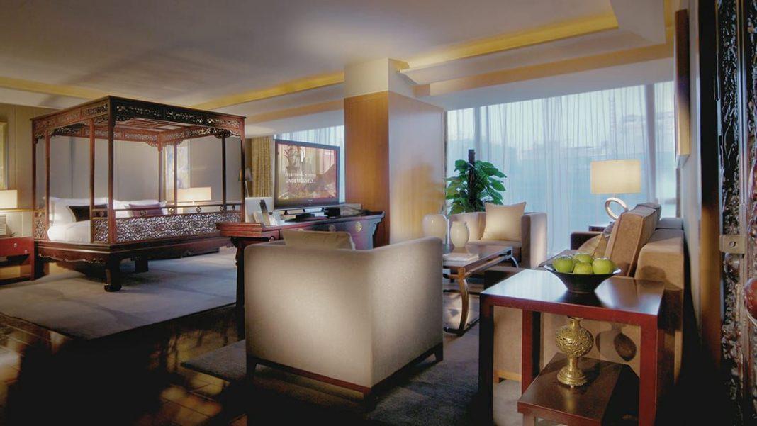 北京丽晶酒店   Regent Beijing