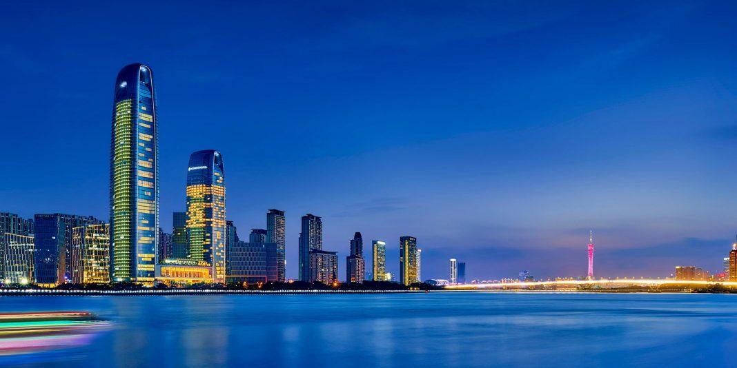 广州保利洲际酒店   InterContinental Guangzhou Exhibition Center