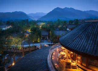 青城山六善酒店 | Six Senses Qing Cheng Mountain