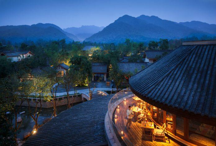 青城山六善酒店   Six Senses Qing Cheng Mountain