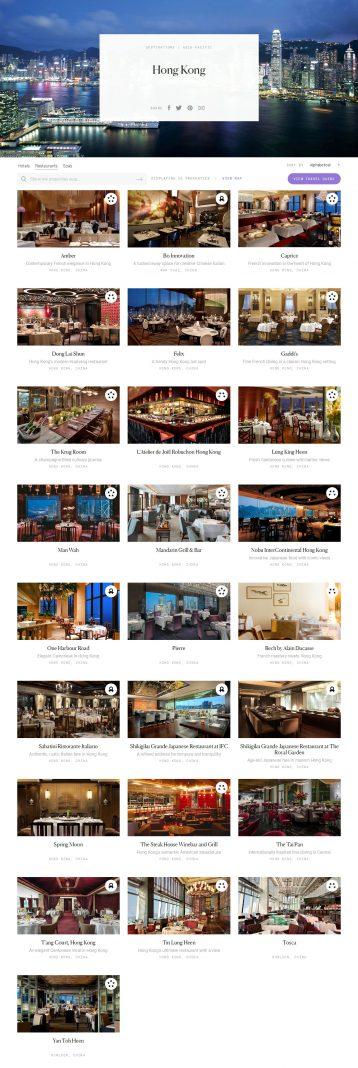 Hong Kong Restaurants - Forbes Travel Guide